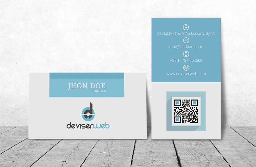 14 Free Business Cards PSD Mock UPS Images