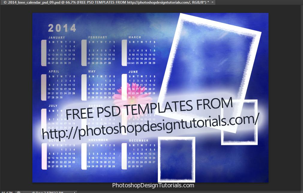 Free Calendar Downloads 2014