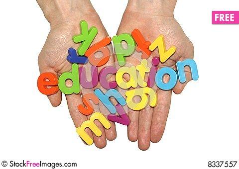 Free Education Stock Photography