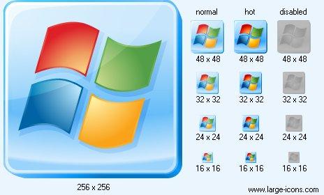 Free Microsoft Icons