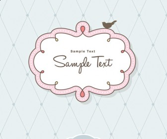 Free Vector Art Frame