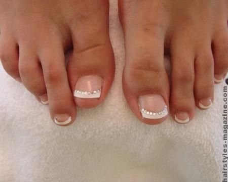 Toe nail designs french pedicure image collections nail art and french toe nail art gallery nail art and nail design ideas toe nail designs french pedicure prinsesfo Choice Image