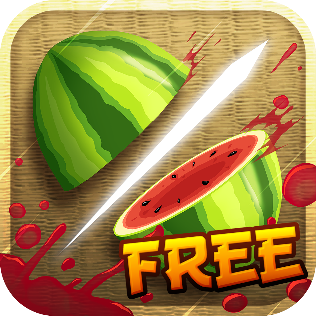 9 Fruit Ninja App Icon Images