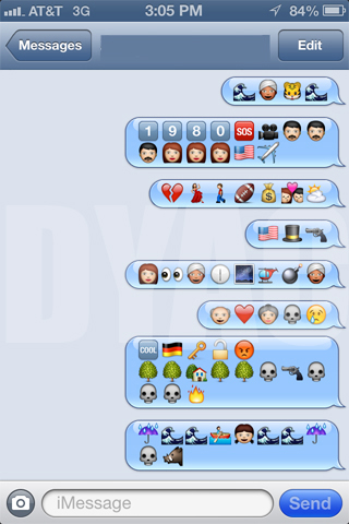 Funny Iphone Texts With Emoji Emoji World