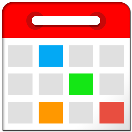 Google Calendar Android App Icon