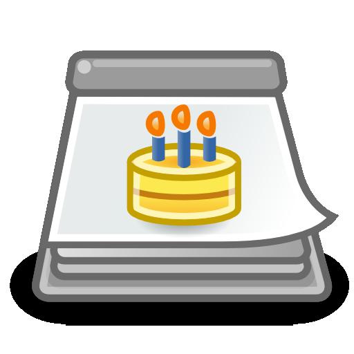 Google Calendar Icons Birthday