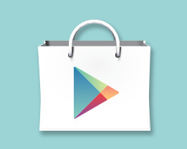 Google Play Store Icon Vector