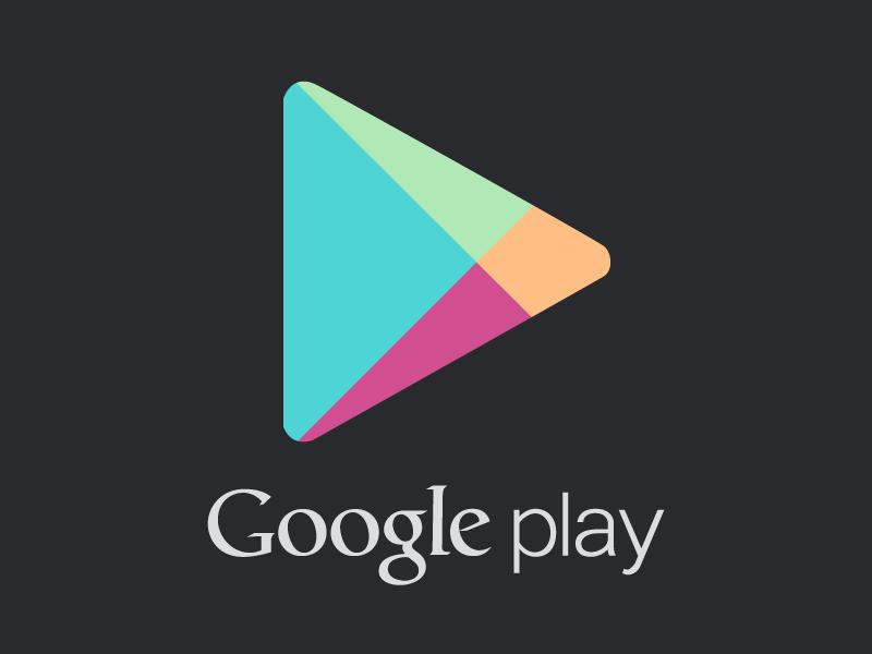 Google Play Store Logo Vector