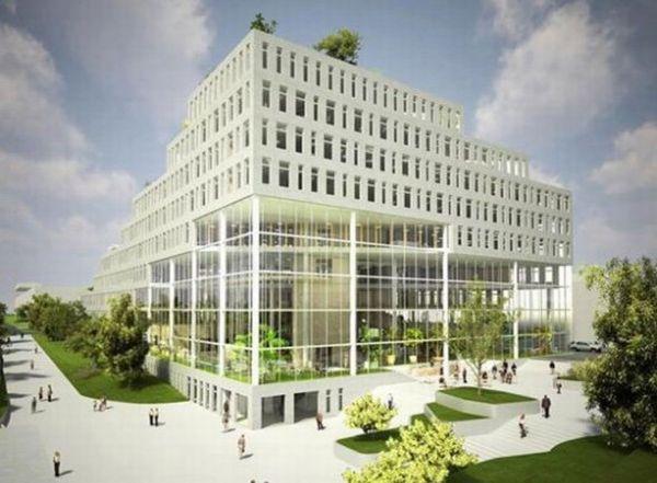 Green Office Building Design