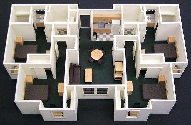 14 architectural design models images architectural - Model designer interiors ...