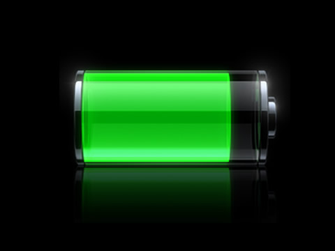 13 IPhone Empty Battery Icons Images