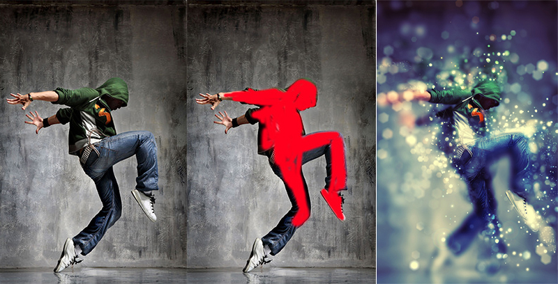 8 creative photoshop effects images