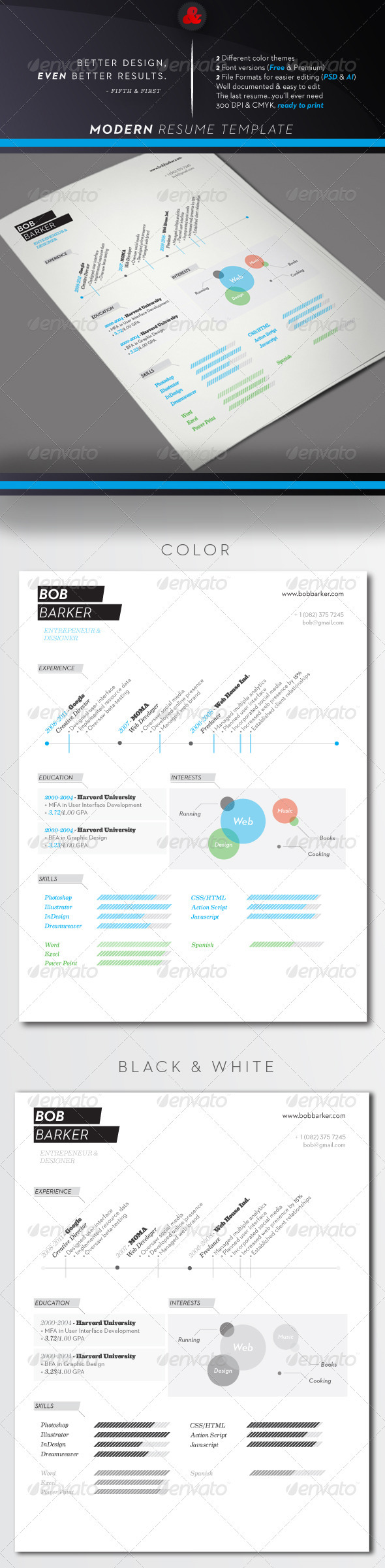 Graphic Design Cover Templates Images  Graphic Design Resume