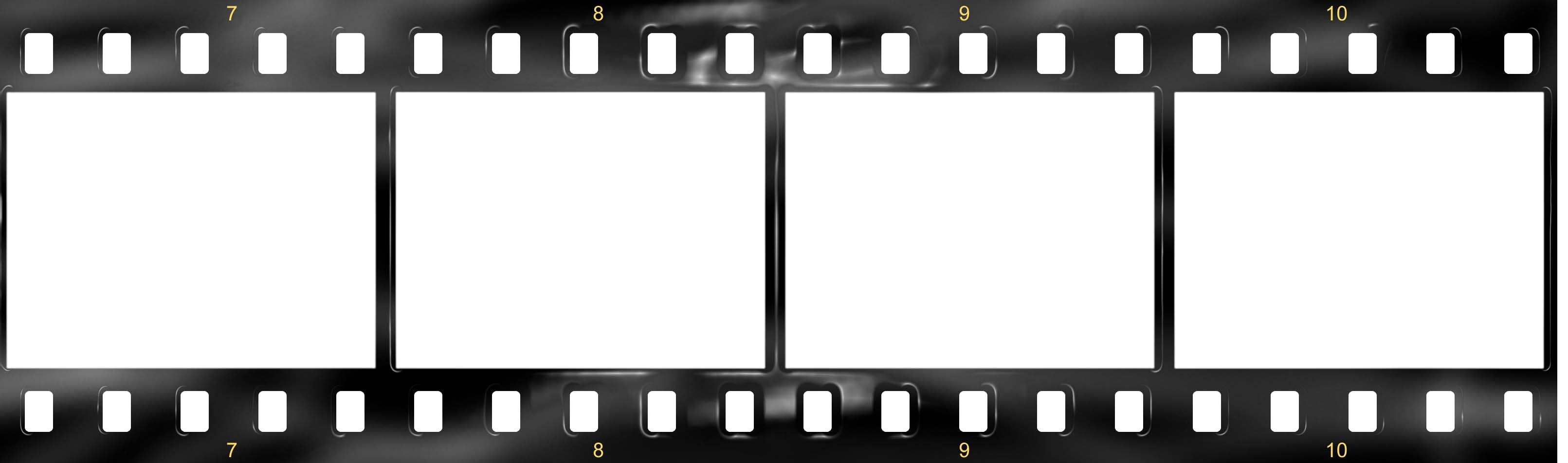 15 film strip template photoshop psd images film strip for Film strip picture template