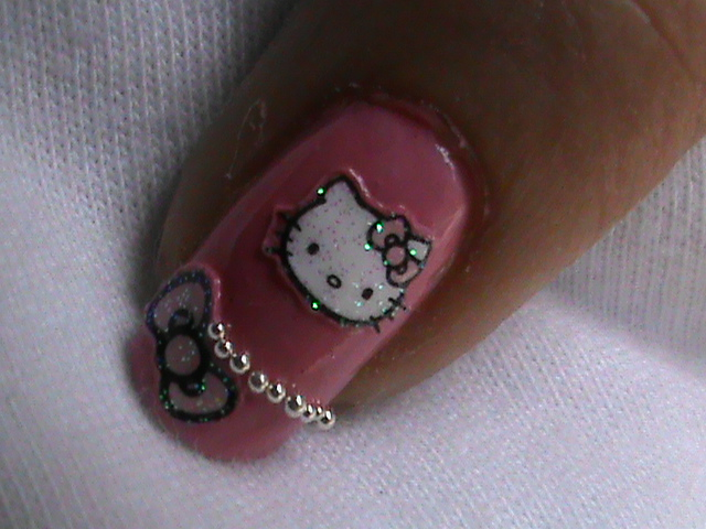 18 nail designs for short nails to do at home images