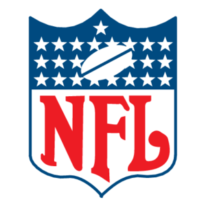 NFL Logo Black and White