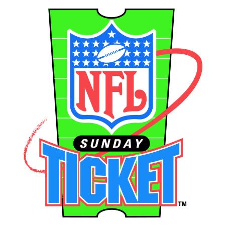 NFL Sunday Ticket Logo Vector