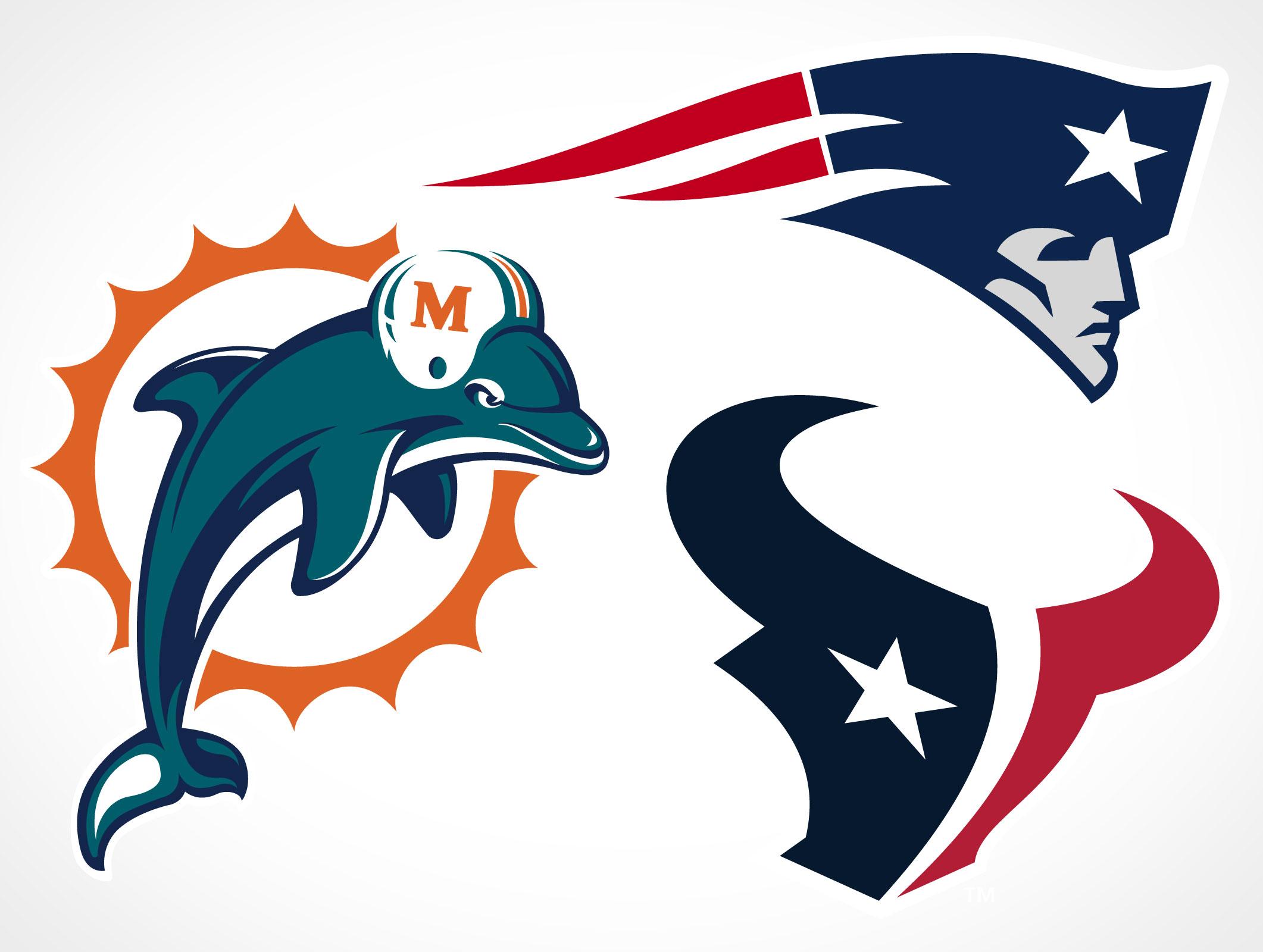 NFL Team Logos Vector