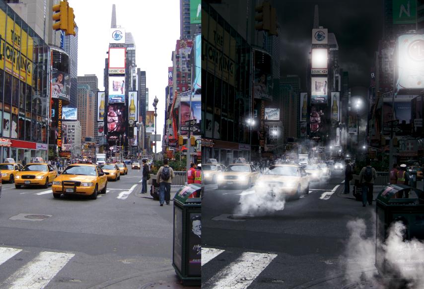 Photoshop Tutorials Special Effects