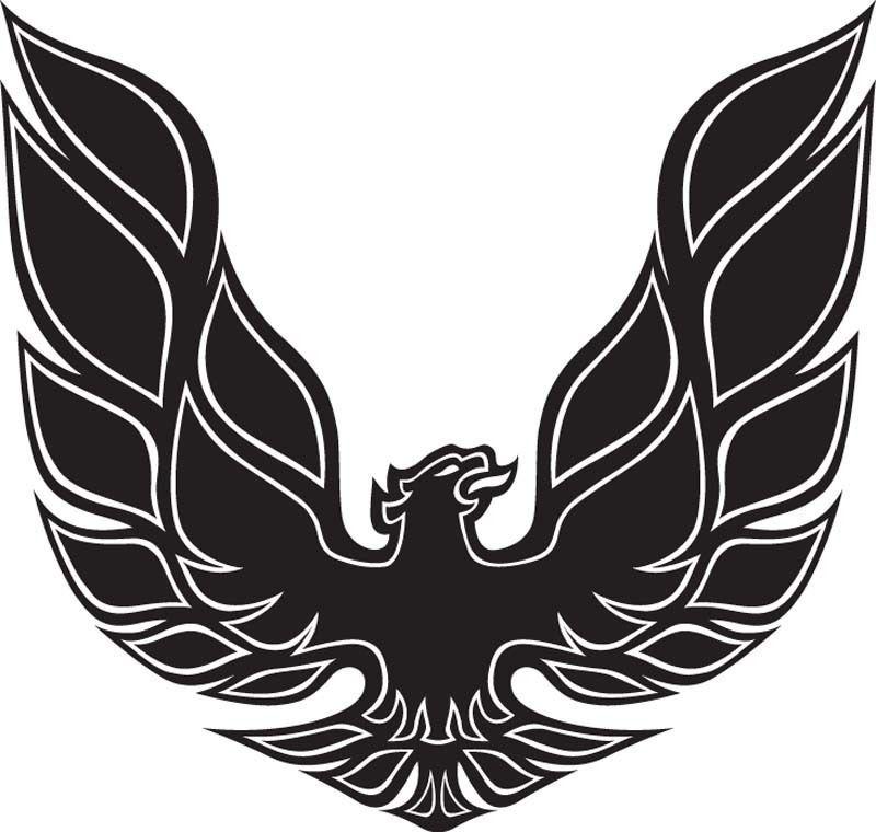 Pontiac Firebird Decals Graphics