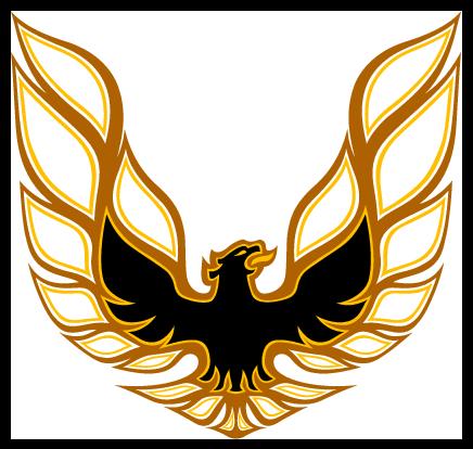 Pontiac Firebird Logo Vectors