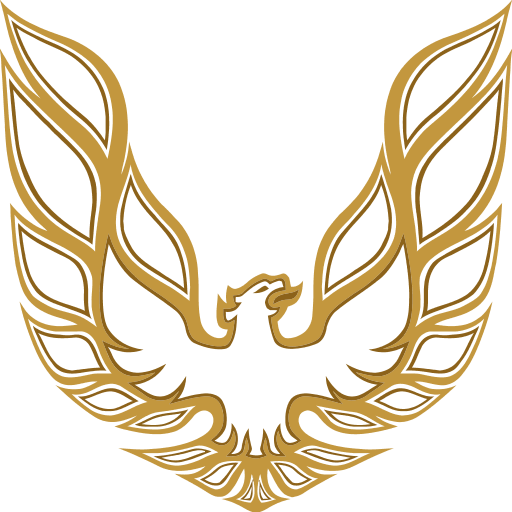 Firebird logo vector