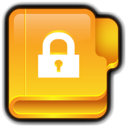 9 Folder Lock Icon Square Images