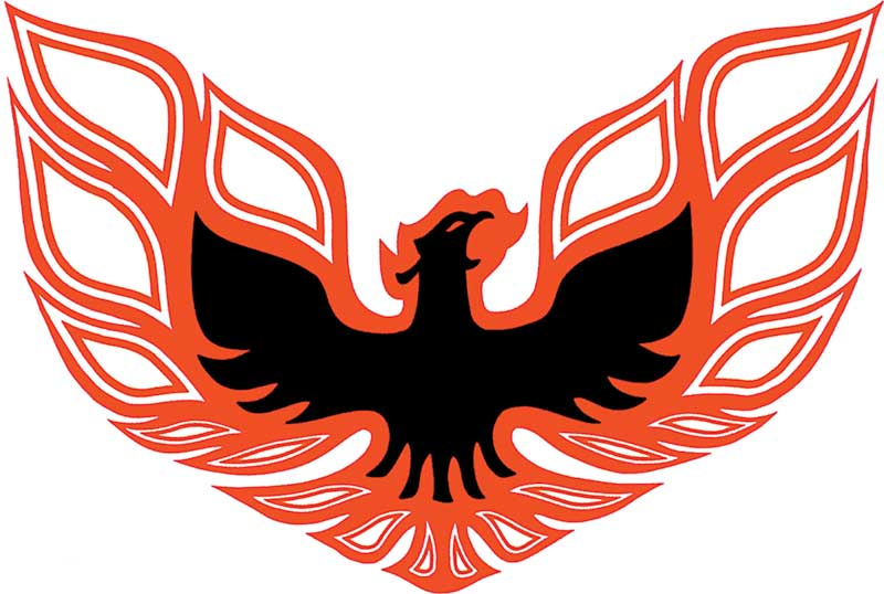 Red Firebird Logo