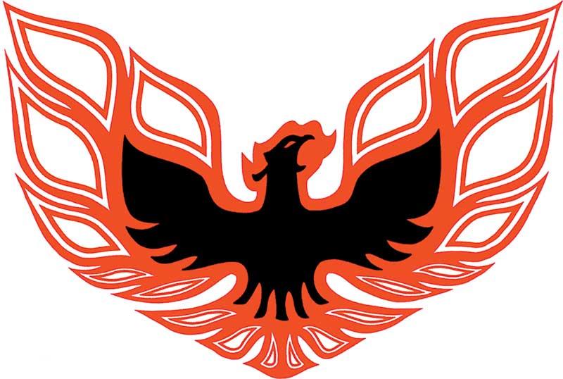 15 Firebird Logo Vector Images Pontiac Firebird Trans Am Logo