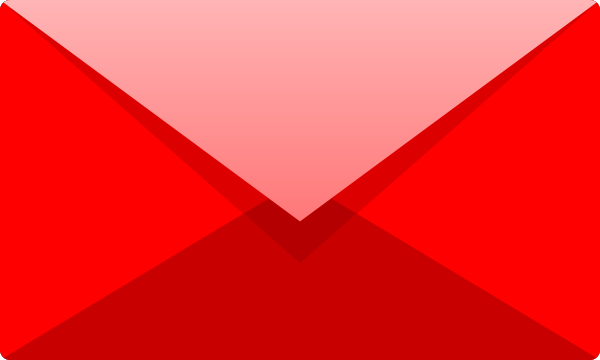 Red Mail Icons Free