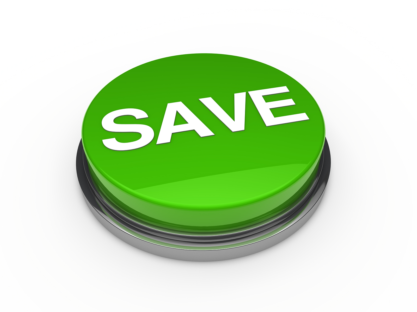 6 save button icon images save button green save button - Green button ...