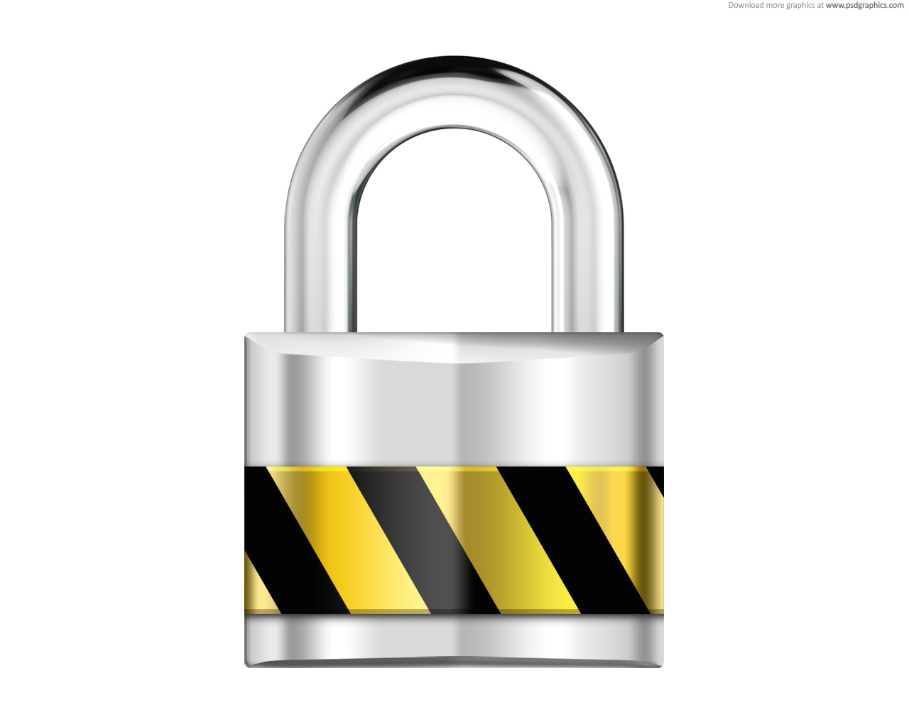 14 Internet Security Lock Icon Images