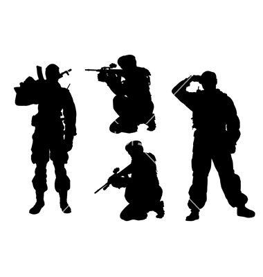 13 Marine Silhouette Vector Images - Marine Animal ...