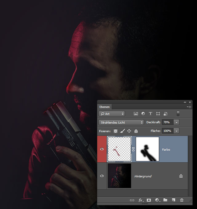 Special Light Effects Photoshop