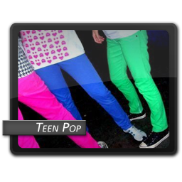 Teen Pop Icon