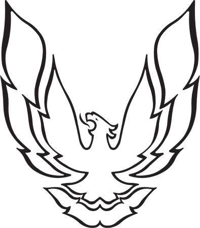 Trans AM Logo Vector