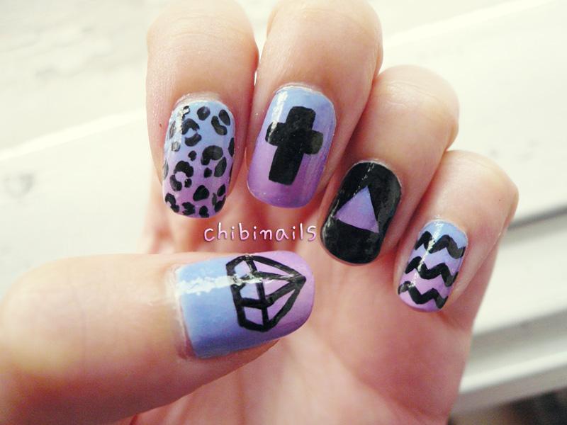 10 Purple Nail Designs Tumblr Images Matte Nails Tumblr Matte