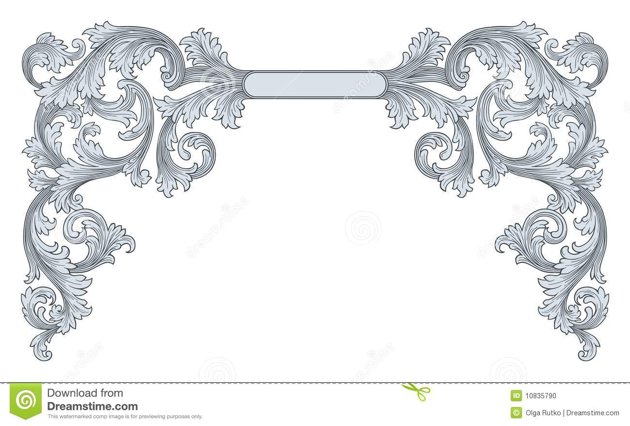 Vector Ornate Frames