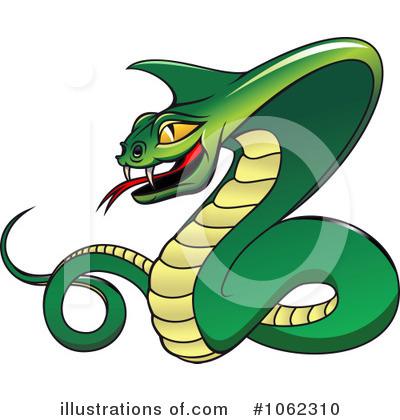 Viper Snake Clip Art