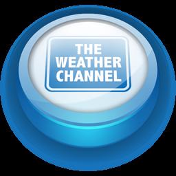 Weather Channel Desktop Icon