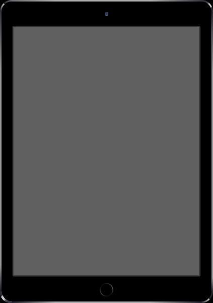 Air Space Gray iPad 2