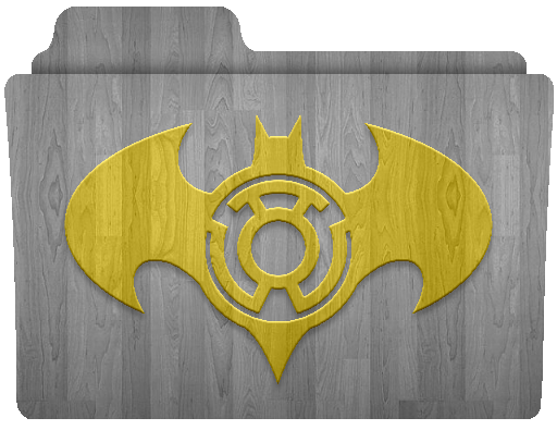 Batman Cool Folder Icons