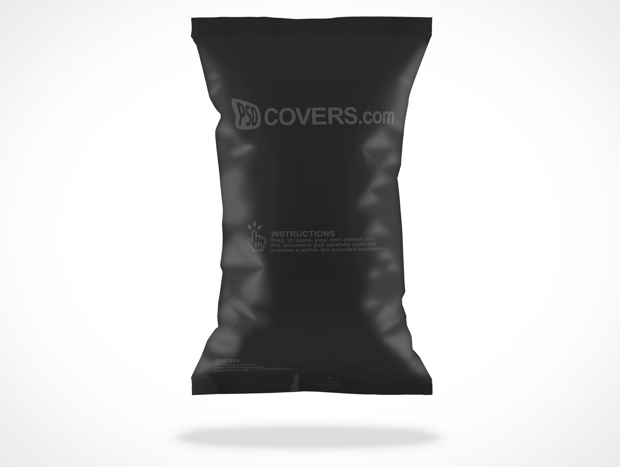 13 PSD Cover Bag Images