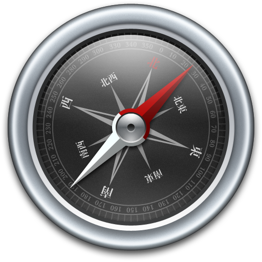 12 White Compass Icon Instagram Images