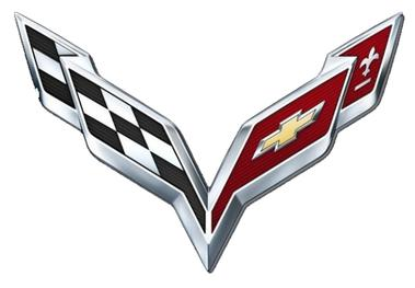 Corvette Logos with Wings