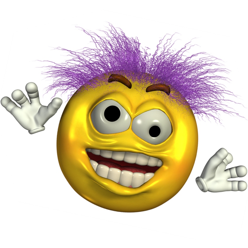 13 Crazy Face Emoticon Images - Silly Smiley-Face Emoticon ...