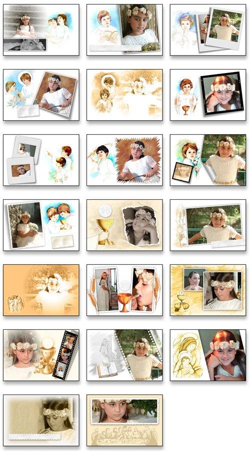 11 Creative Album Psd Wedding Images