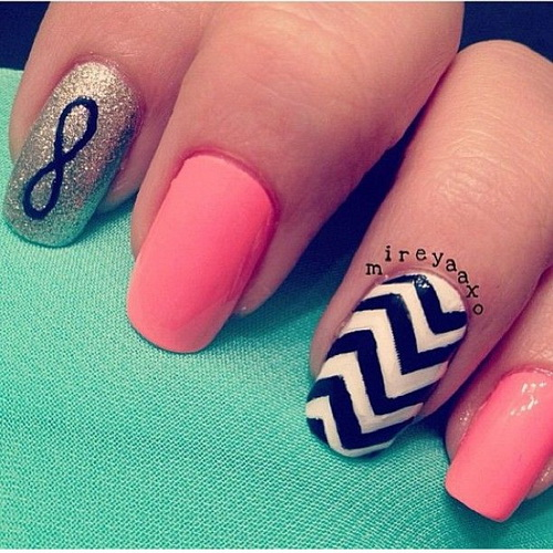 7 Cute Nail Designs Tumblr Images