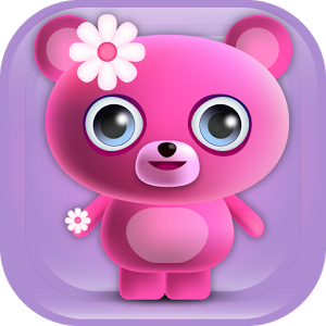 6 Cute Pink Icons Android Images