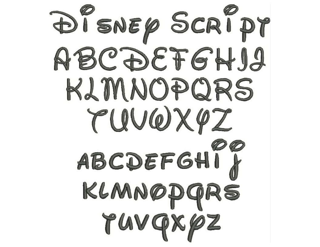 ... Alphabet Letters, Disney Printable Alphabet Letters and Free Cut Out